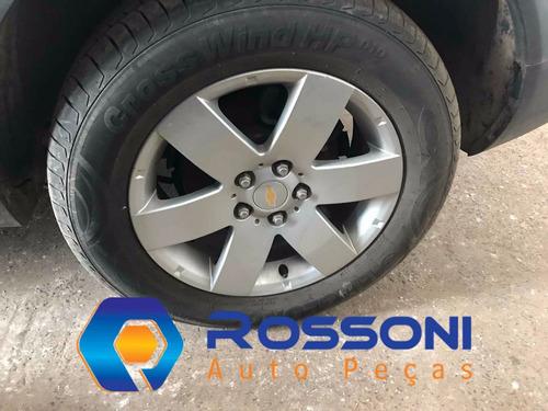 jogo rodas captiva original 17 com pneus em bom estado