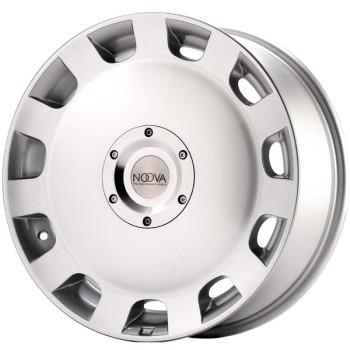 jogo rodas noova nv12 aro 17 x 7 prata + nf + gar.