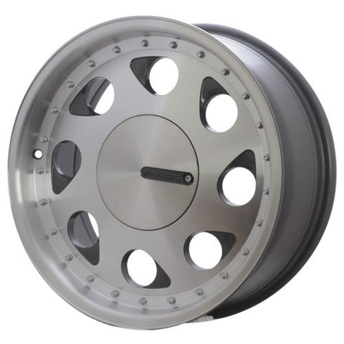 jogo rodas noova nv35 aro 17 x 7 graphite l. d. + nf + gar.