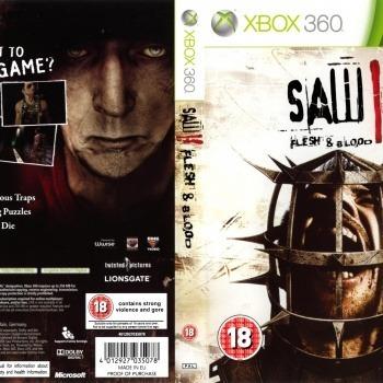 Jogo Saw Ii: Flesh & Blood - Xbox360