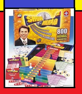 jogo show do milhão
