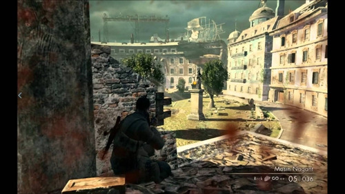 jogo sniper elite xbox 360