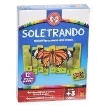 393f06331cc Jogo Soletrando Grow - 4 A 8 Anos - R$ 35,00 em Mercado Livre