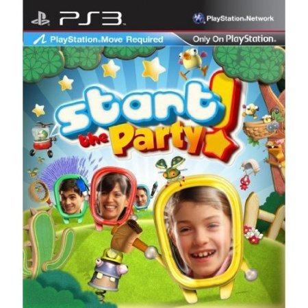 jogo start the party ps3 original seminovo