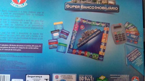 jogo super banco imobiliario da estrela - bonellihq b18