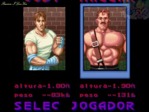 jogo super nintendo final fight 1 original - frete grátis