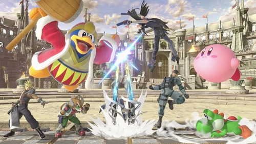jogo: super smash bros ultimate - nintendo switch - novo