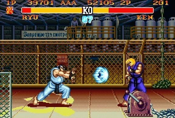 Jogo Super Street Fighter 2 Turbo Super Nintendo Snes Capcom