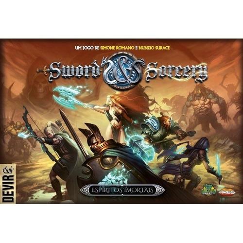 jogo sword & sorcery espiritos imortais devir bonellihq l18