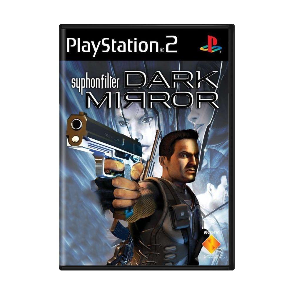 jogo syphon filter dark mirror ps2