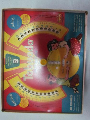 jogo tabuada automática  anos 1960