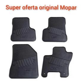 Jogo Tapete Borracha Original Mopar Jeep Renegade Frete Grat