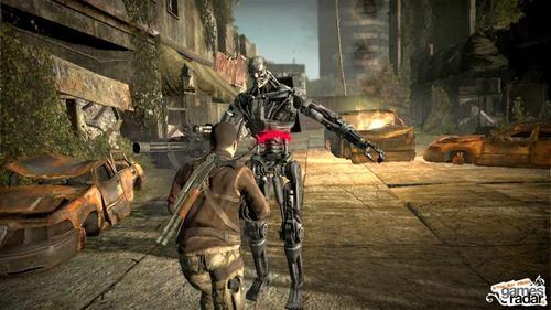jogo  terminator - salvation   ps3