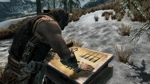 jogo the elder scrolls skyrim xbox 360