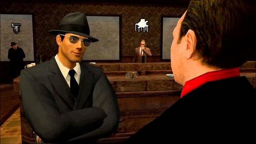 jogo the godfather (blackhand edition) - wii