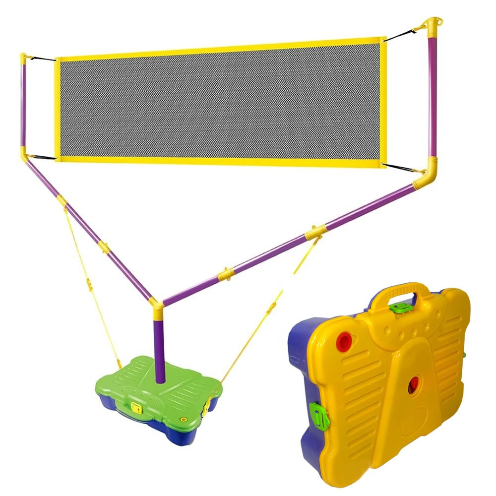 jogo tênis portátil kit maleta raquetes rede suporte bola. Carregando zoom. 51b6576b50941