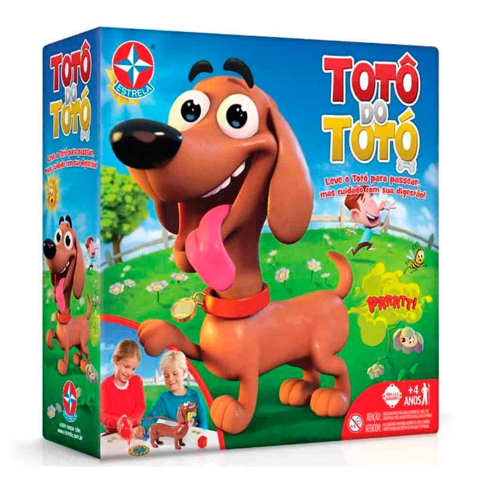 20df803fcd jogo totô do totó brinquedos estrela. Carregando zoom.