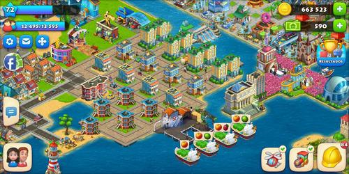 jogo township