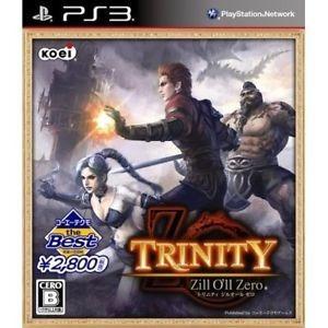 jogo trinity souls ps3 original seminovo