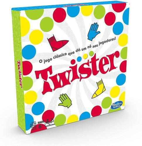 jogo twister hasbro original