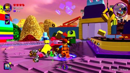 jogo uma aventura lego 2 the movie xbox one midia fisica br