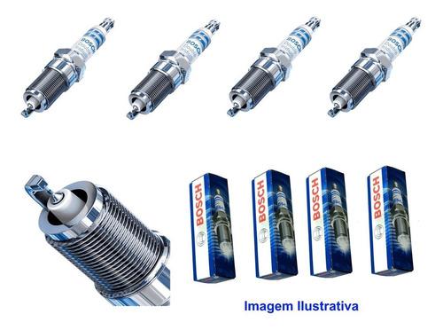 jogo vela ignicao bosch iridium toyota etios 1.3 e 1.5 16v