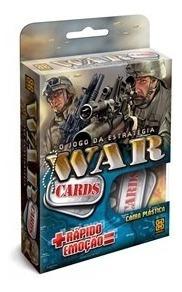 jogo war cards - grow
