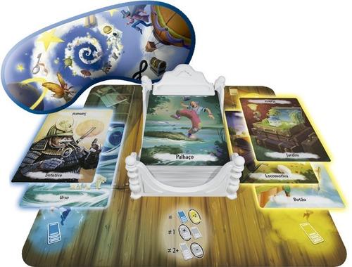 jogo when i dream português galápagos tabuleiro board game