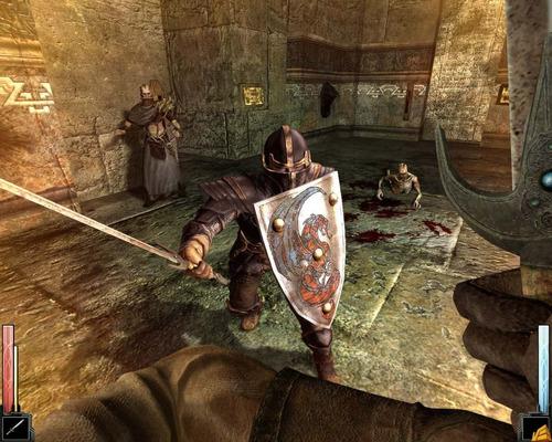 jogo xbox360 - dark messiah (m.física/original)