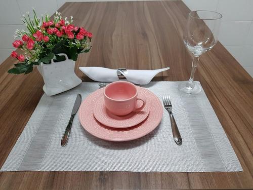 jogo xícaras de chá madeleine rosa porto brasil 6 unidades