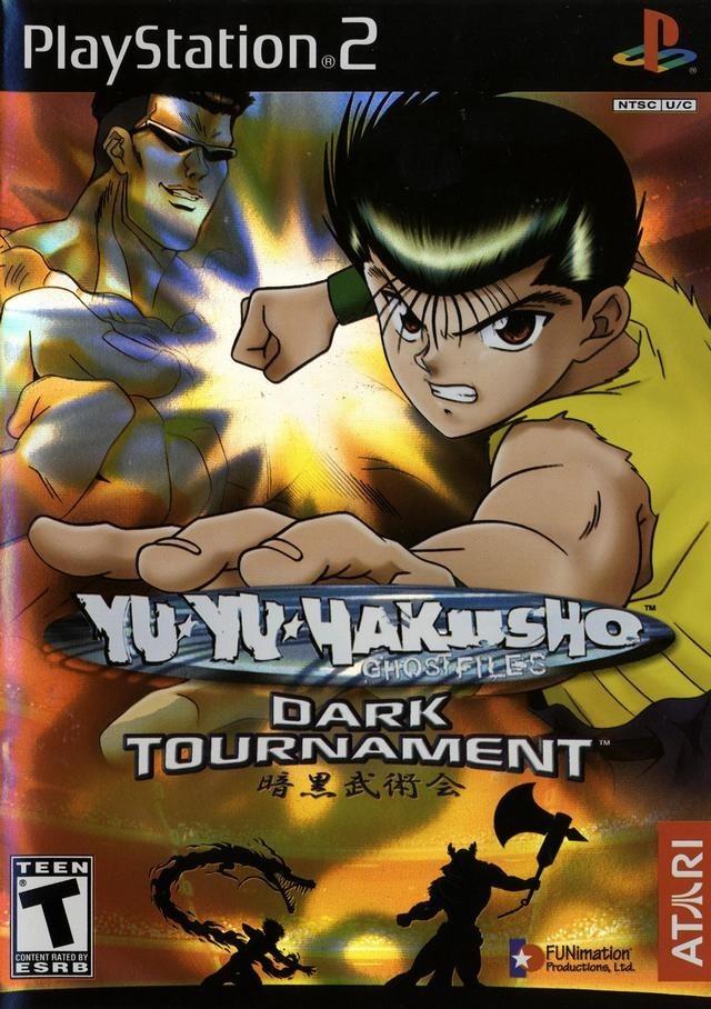 jogo yu yu hakusho para ps2