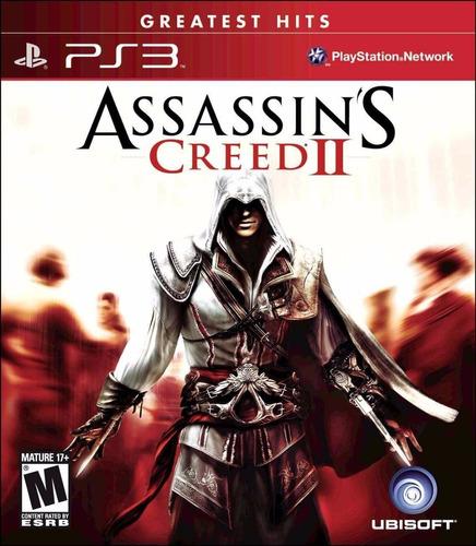jogos assassins creed 1 2 3 brotherhood revelations ps3 lote