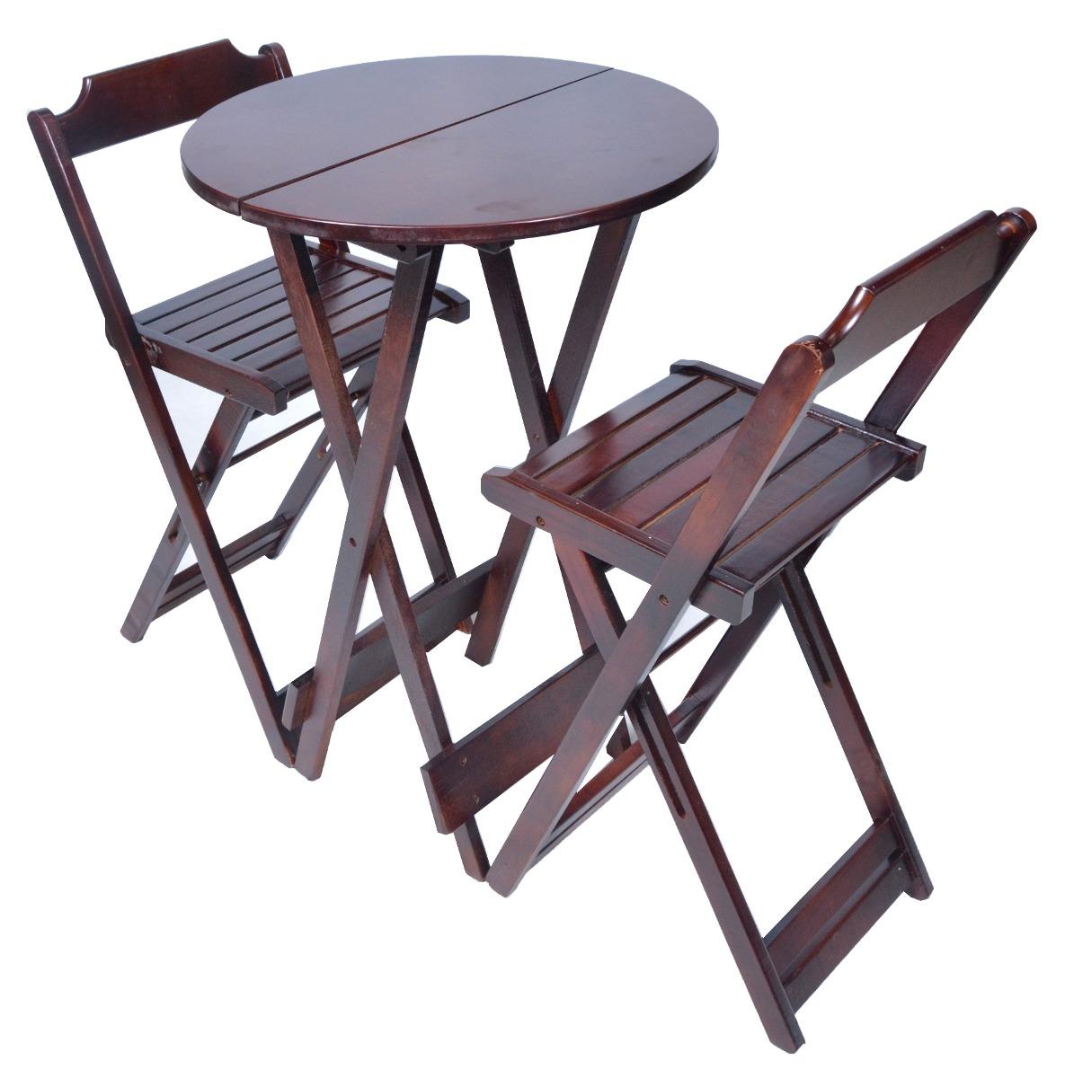 Jogos de mesa bar bistr dobr vel com 2 cadeiras altas r - Mesas altas para bar ...