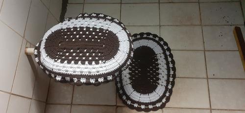 jogos de tapetes de crochê