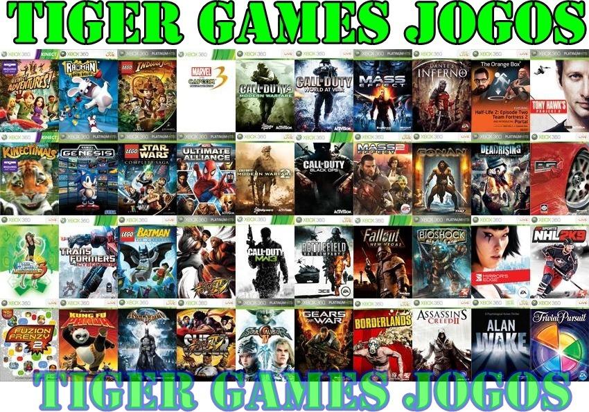 jogos em portugu�s xbox 360 lt 3 0 rgh ,ltu 100% testados  playstation games