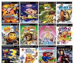 ebb1a2c1b1 Jogos Playstation 2 Infantil Meninos - Games no Mercado Livre Brasil