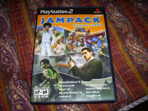 jogos originais ps2 - tiger woods pga tour 2005