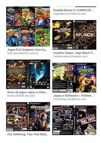 jogos para ps2 patch frete gratis promoçao 25 unid. barato