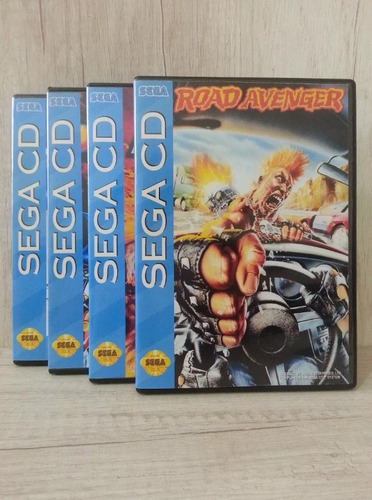 jogos patch sega cd com manual
