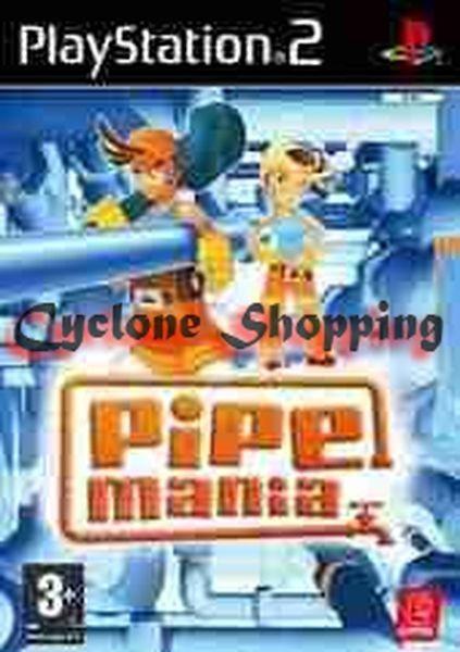 Jogos Ps2 Pipe Mania Ps2