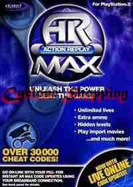 Jogos Ps2 Action Replay Max