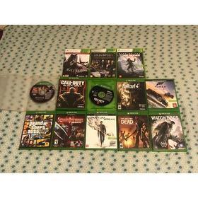 Jogos Seminovos Originais Em Mídia Física De Xbox One