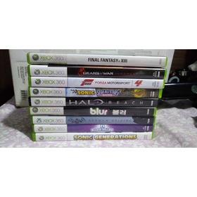 Jogos Variados Xbox 360 Cada 40 Reais
