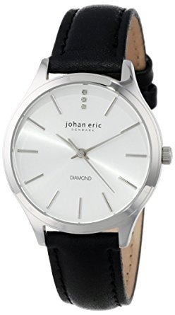 johan eric de la mujer de cuero je herlev negro reloj de p