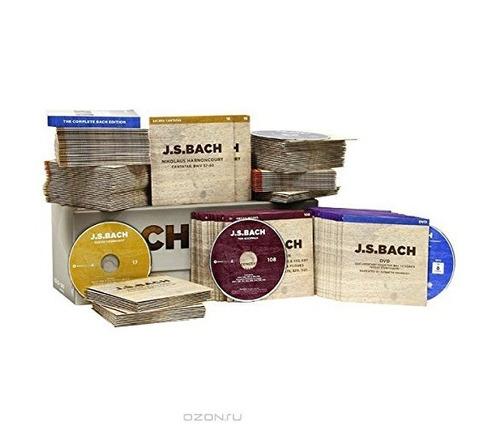 johann bach the complete bach edition boxset con 153 cd 's