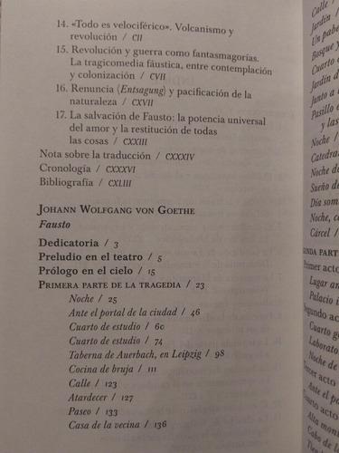 johann wolfgang von goethe - fausto (colihue miguel vedda)