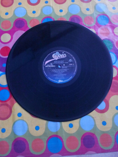john cafferty lp tought all over 1985