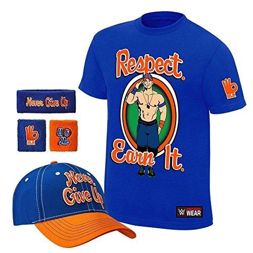 9ec462a8286a6 John Cena Respect Ganarlo Gorra De Béisbol De La Wwe Gorra ...