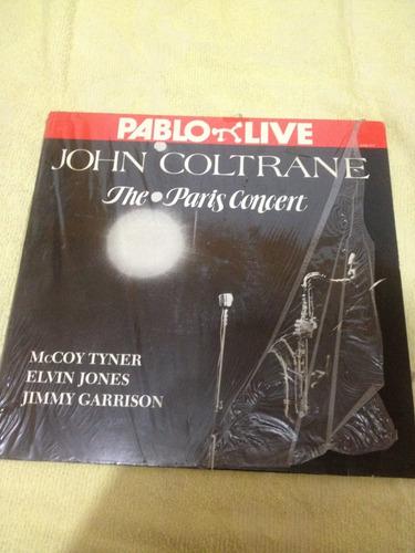 john coltrain the paris concert