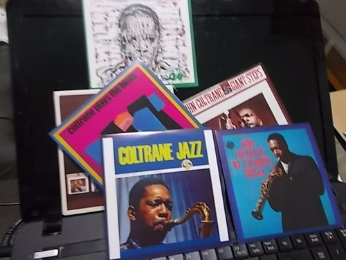 john coltrane, box 5 cds original album series, 2011